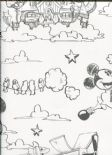 Comics & More Mickey Mouse Wallpaper MK3014-1 By Dandino For Galerie